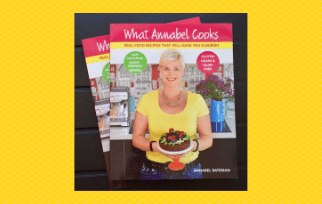 what annabel cooks cookbook