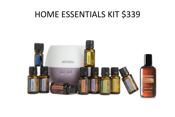 home essentials kit doterra