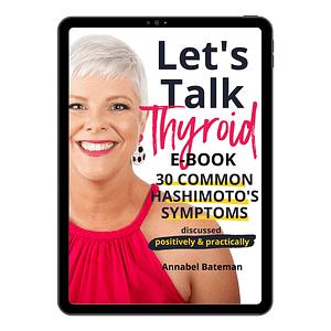 hashimoto's symptoms ebook