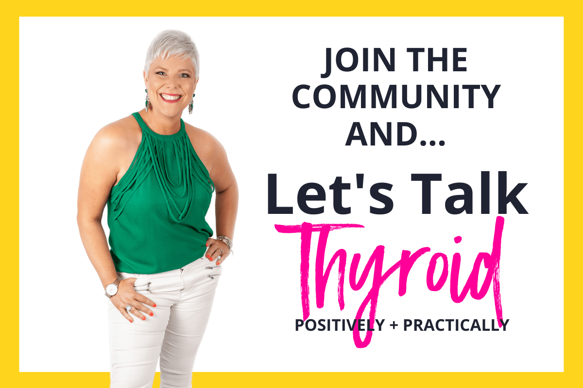 thyroid lifestyle challenge