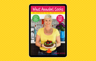 what annabel cooks cookbook ebook