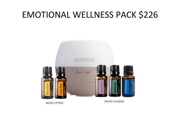 emotional wellness pack doterra